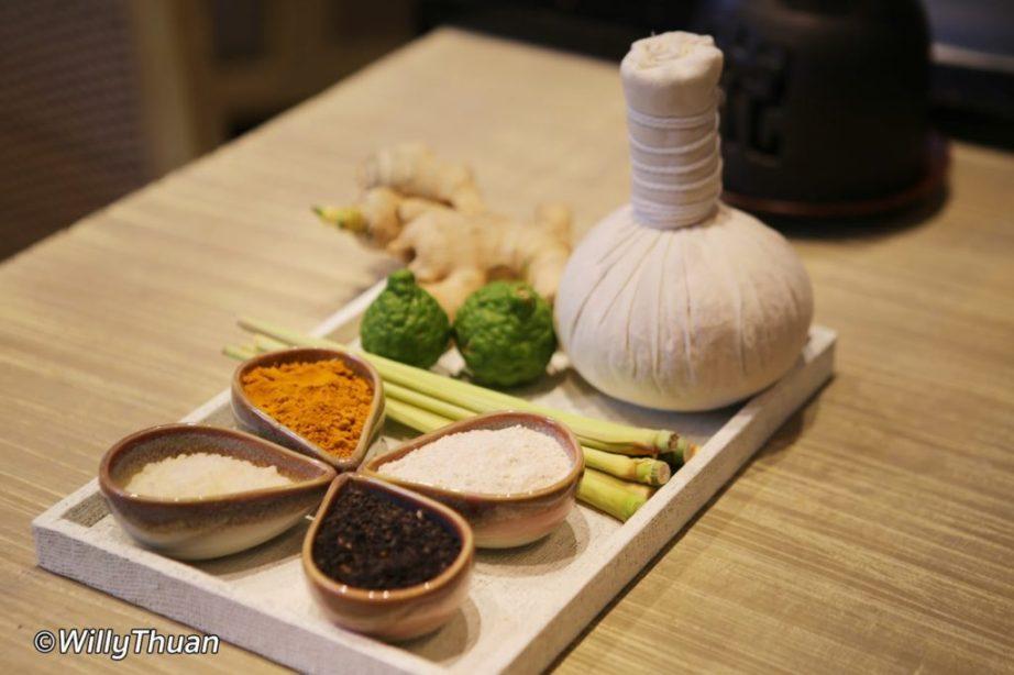 Spa at Marriott Nai Yang Phuket