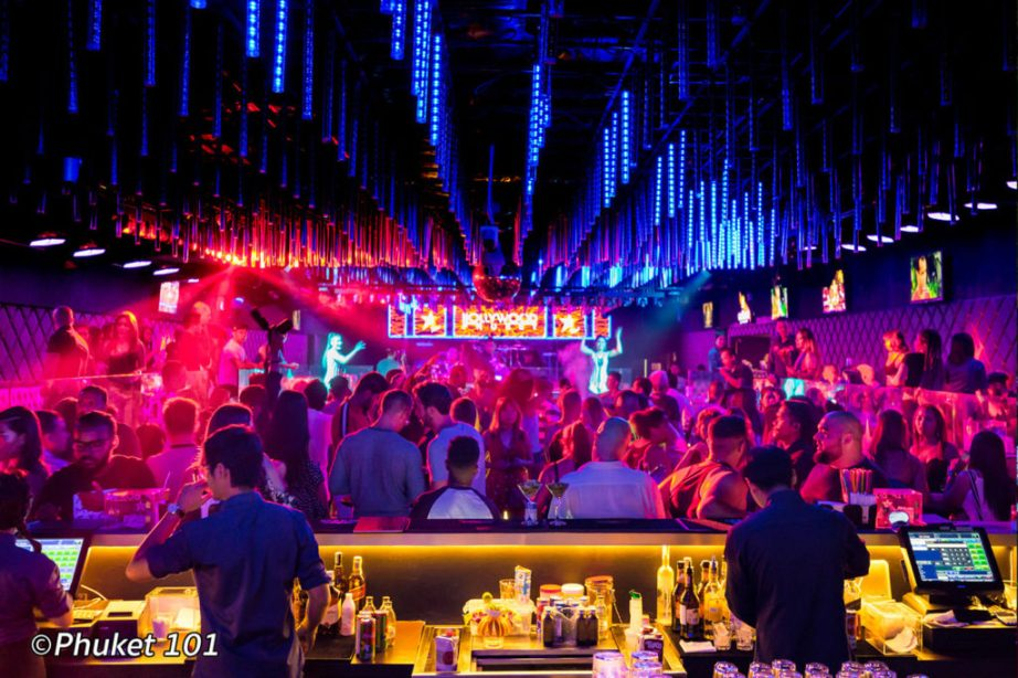 Hollywood Disco Phuket