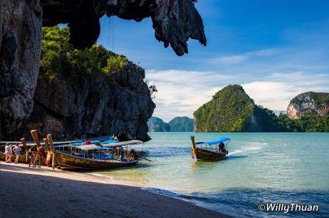 A day in Phang Nga