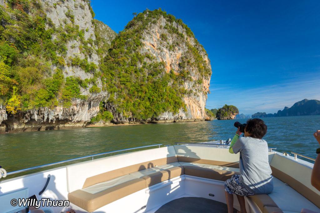 Phang Nga Bay with Simba Sea Trips