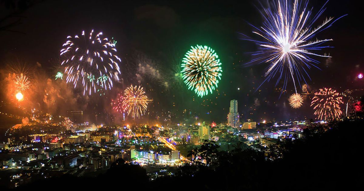 11 Best Party Places For New Years Eve 2019 In Phuket Phuket 101