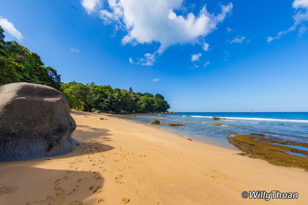 The Ultimate Secret Beach