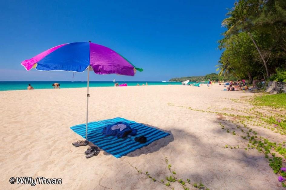 Surin Beach in Phuket