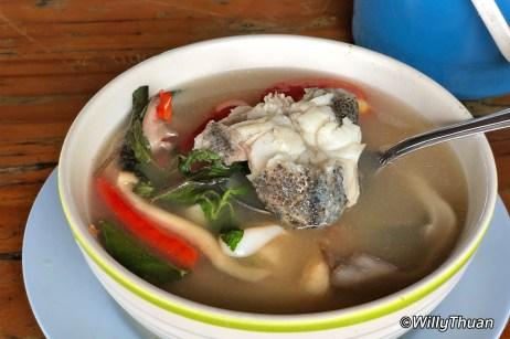 Po Taek Soup