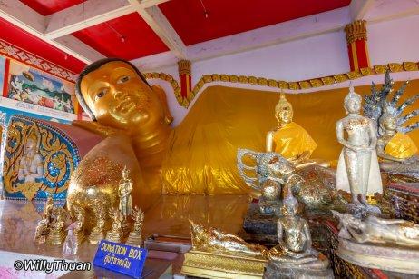 Phuket Reclining Buddha