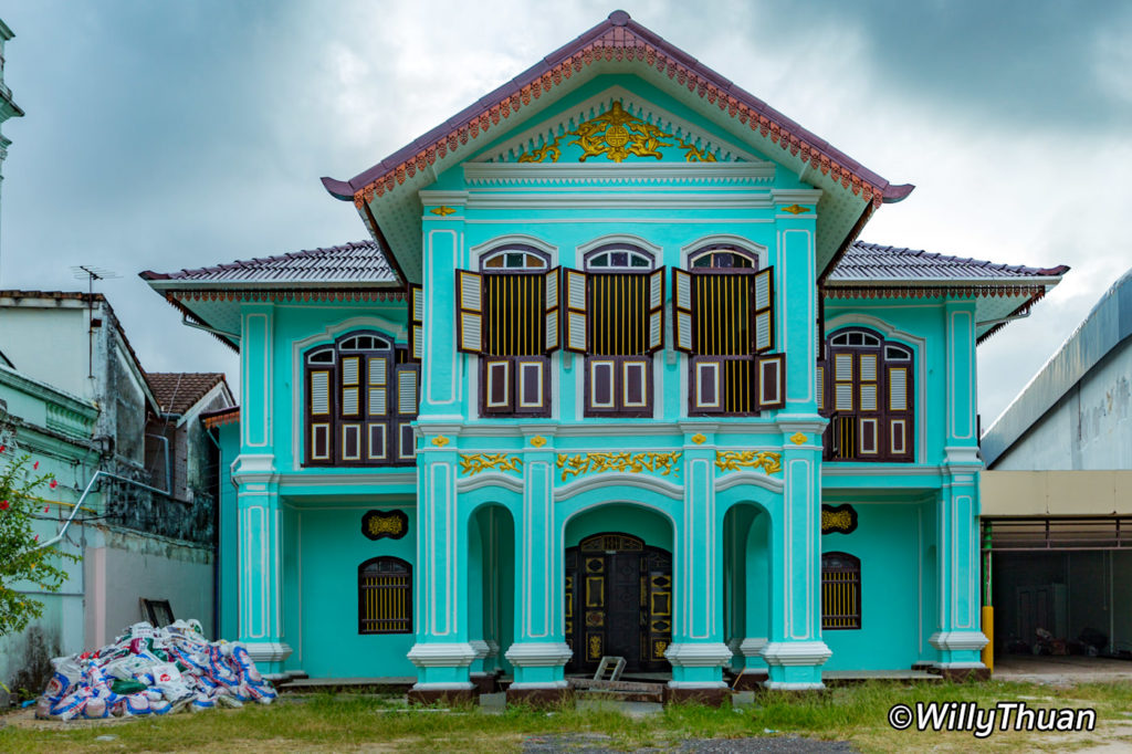 Phuket Old Mansion