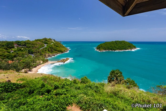 Windmill Viewpoint in Phuket