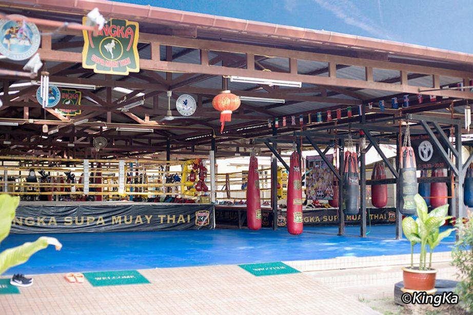 Kingka Muay Thai Camp
