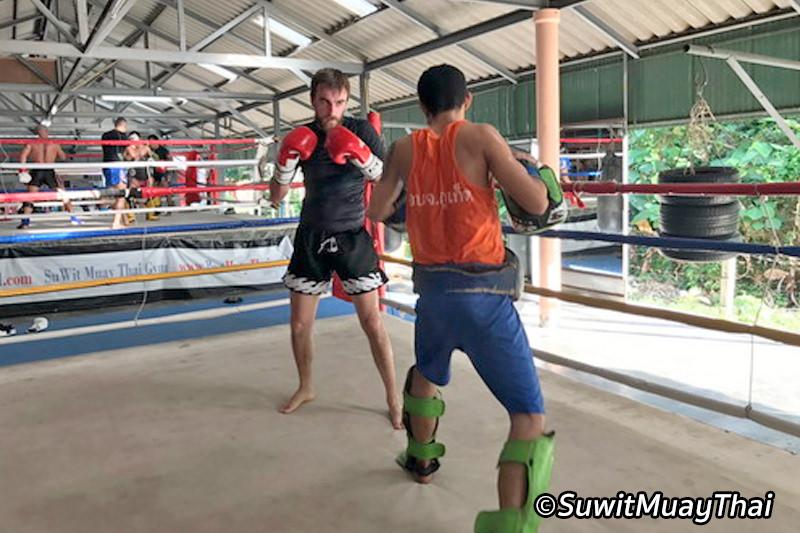 Suwit Muay Thai Camp