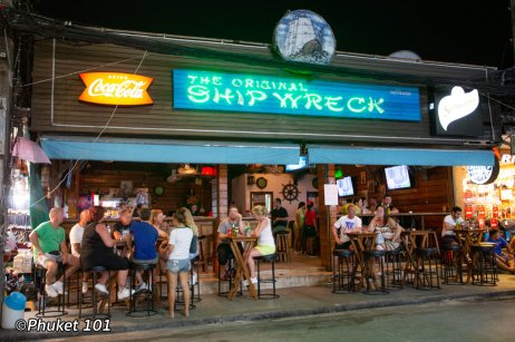 Shipwreck Bar Phuket