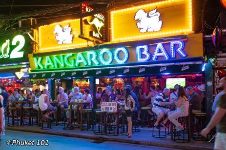 Kangaroo Bar Phuket