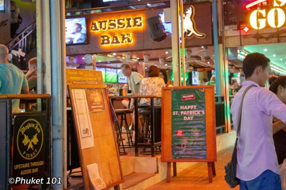 Aussie Bar Phuket
