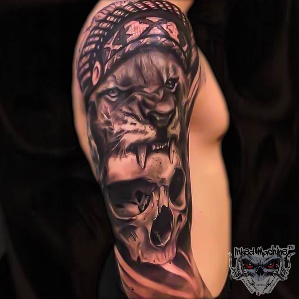 14 Best Tattoo Studios in Phuket - Tattoo Shops in Patong