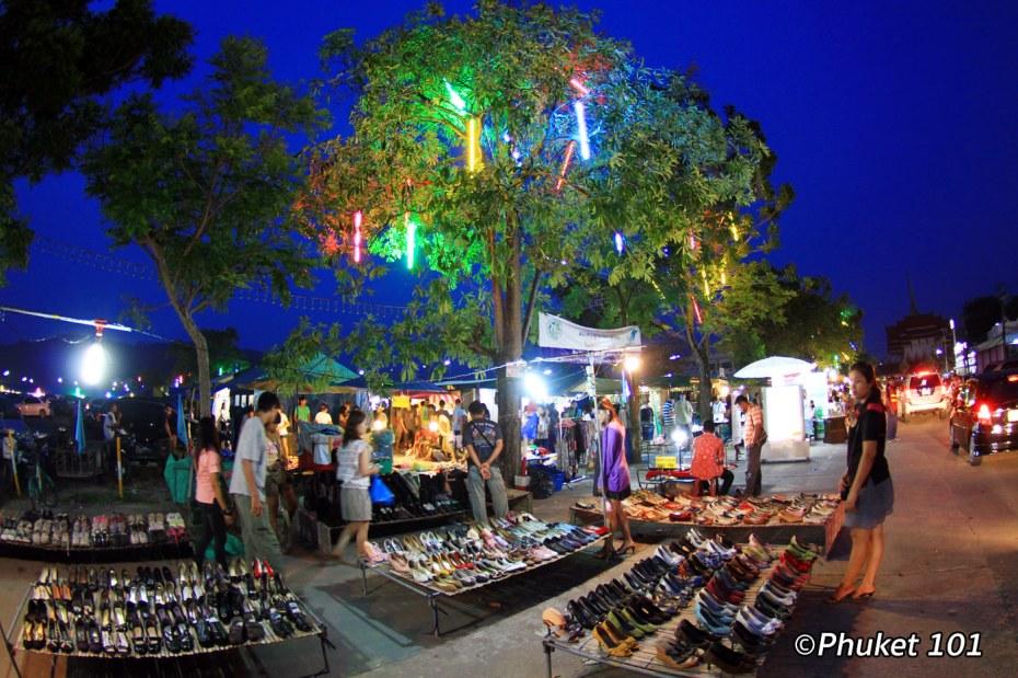 Phuket Weekend Market (Naka Market)