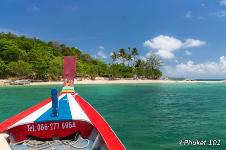 Longtail Boat to Bon Island
