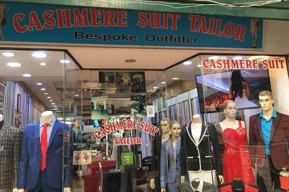 Cashmere Suit Tailor