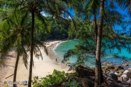 Banana Beach Phuket Thailand