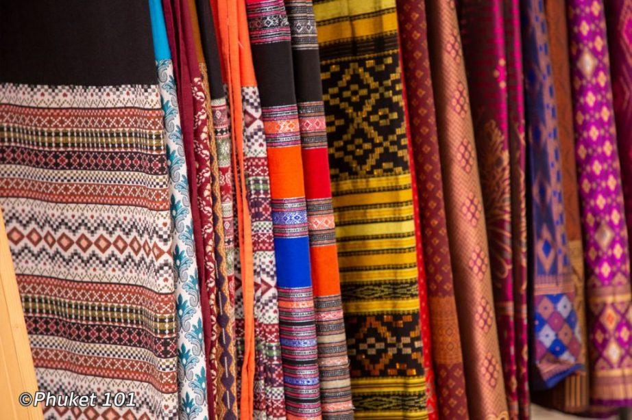 Thai Silk in Phuket