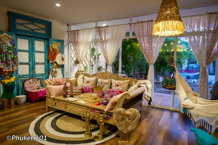 Endless Summer Boutique in Phuket Town