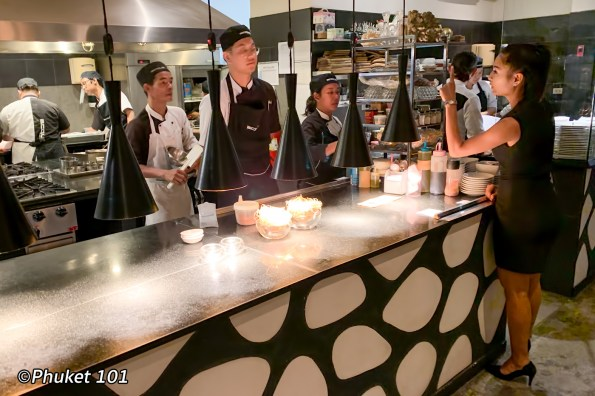 Acqua Restaurant Phuket