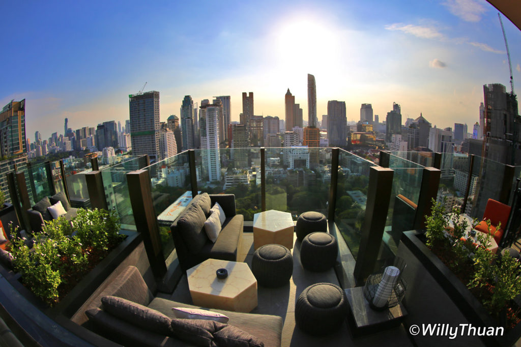 Char Rooftop Bar at Indigo Hotel