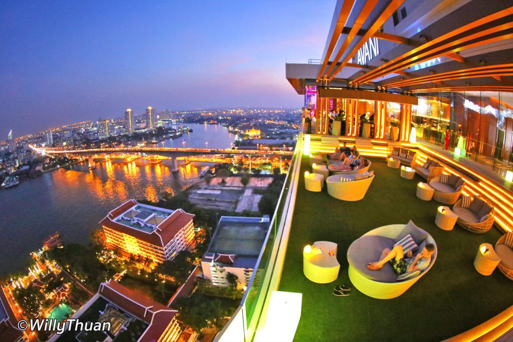 Seen Rooftop at Avani Hotel