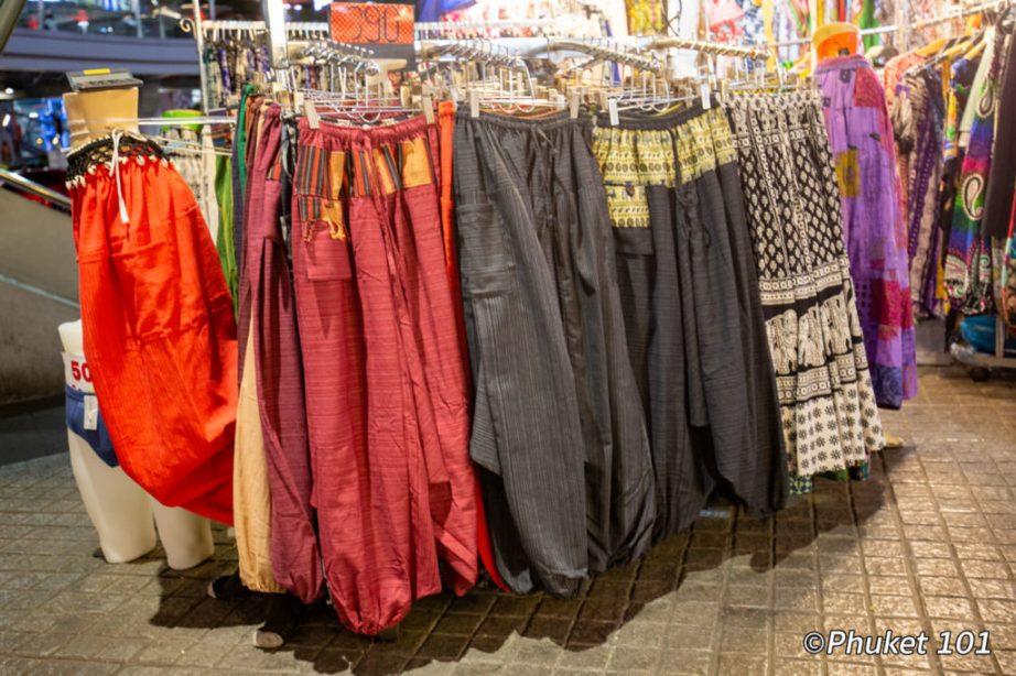 Elephant pants shopping