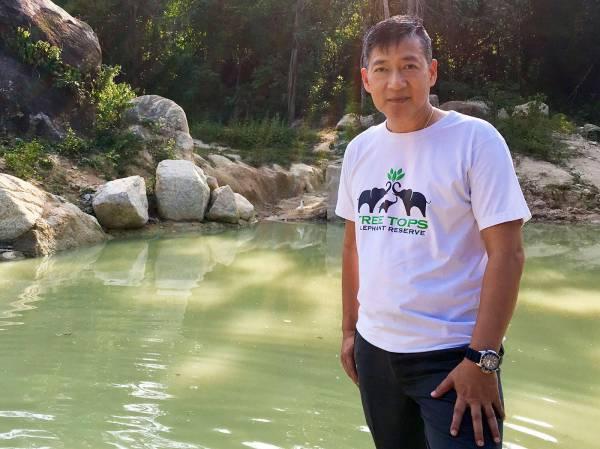 Mr. Wallop P. Luengdhama, CEO