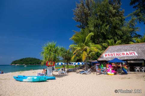 Layan Beach Restaurant