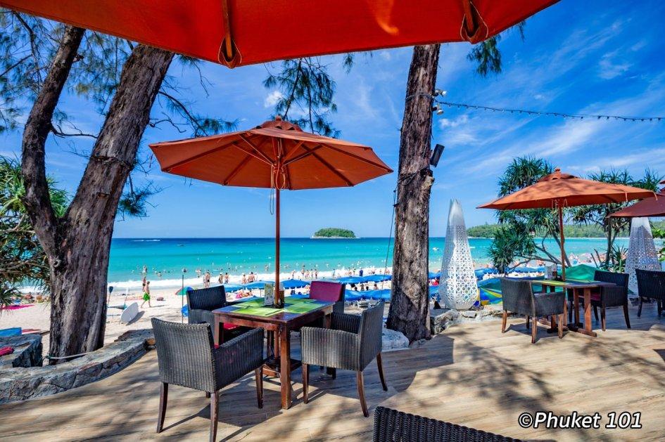 Kata Beach Restaurants