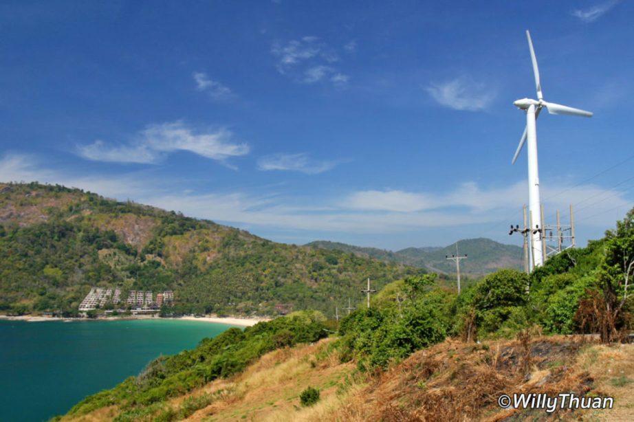 Phuket Wind Turbine Viewpoint