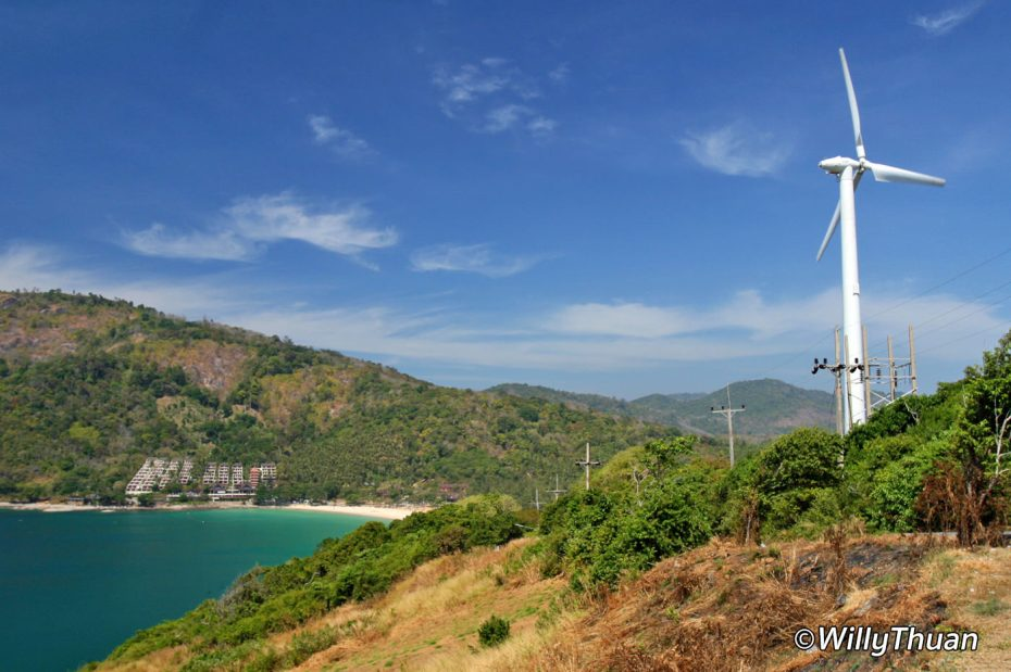Phuket Wind Turbine Viewpoint