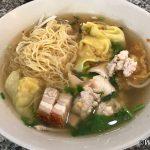 Noodle Soup in Phuket