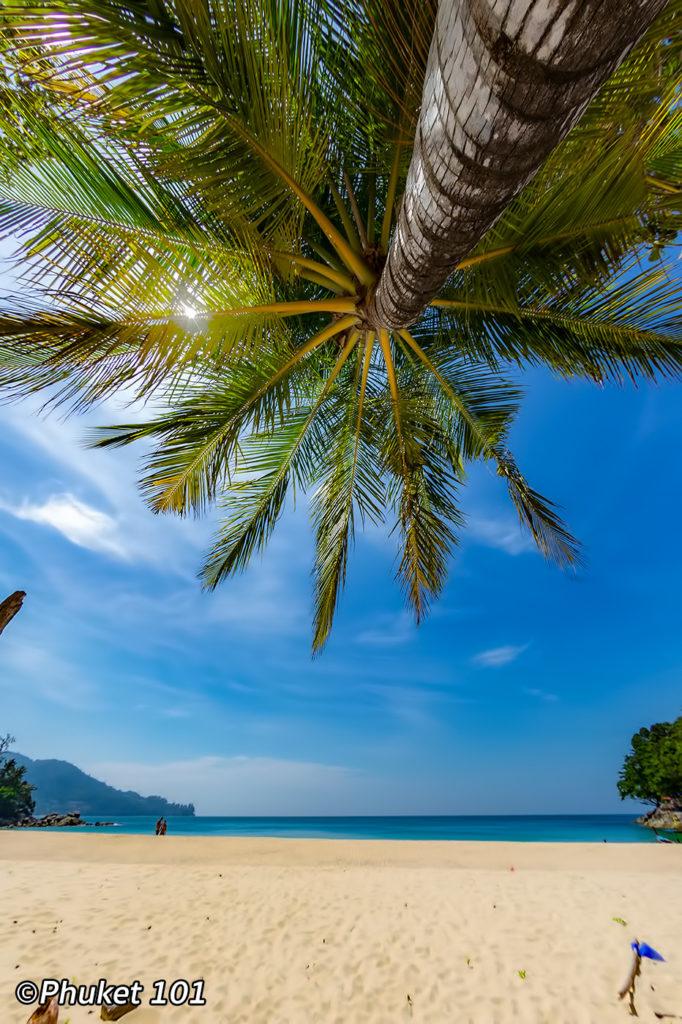 Laem Singh Beach in Phuket Island