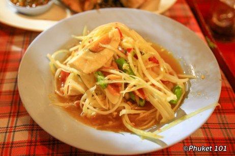 thung-thong-restaurant-som-tum