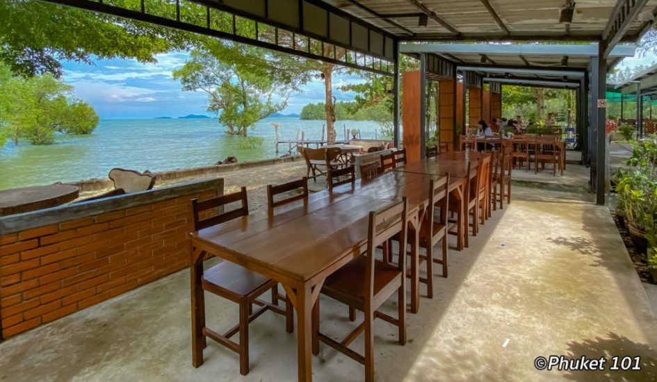 Bangpae Seafood restaurant Phuket