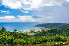 karon-beach-birdview