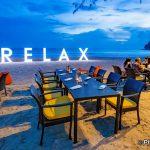 Relax Beach Club at Le Meridien Phuket