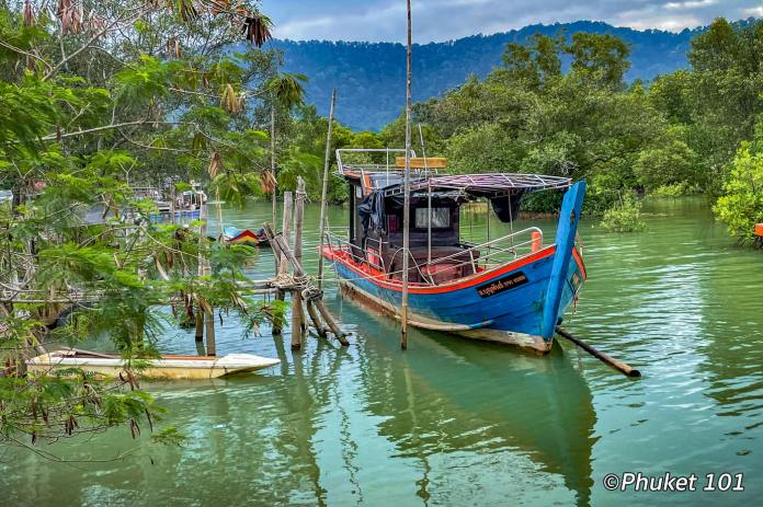 paklok-fishing-village