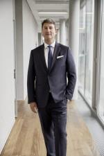 Linus Fuchs, IWC Managing Director Switzerland
