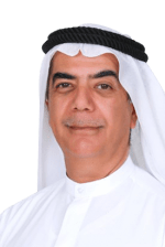 Suhail Al Banna, CEO and Managing Director of DP World Middle East and Africa
