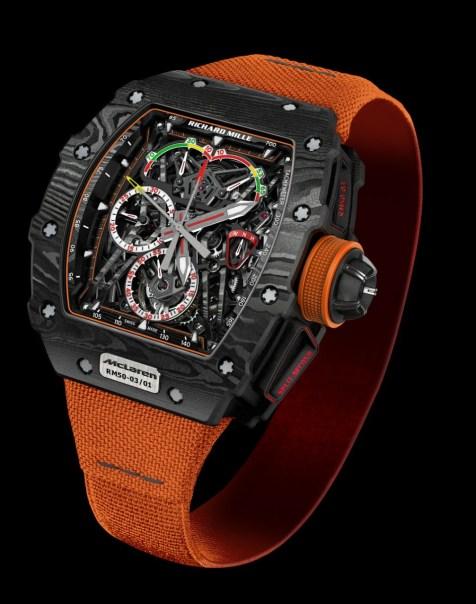 graphene watch