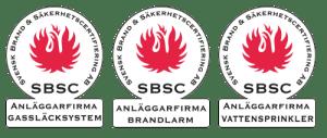 Presto är SBSC-certifierade som behörig anläggarfirma