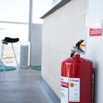 Brandskyddsutbildning brandsläckare