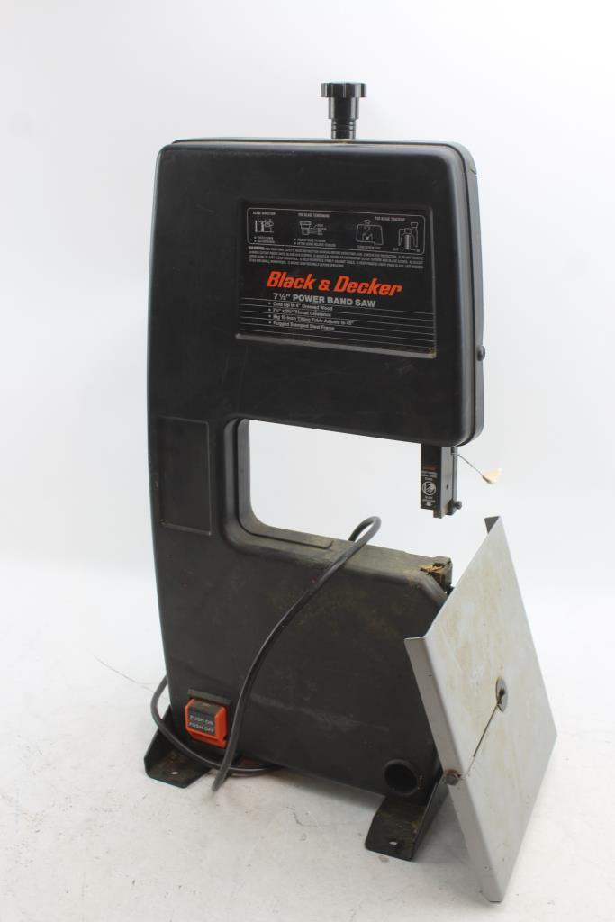 1 And Black Band 2 Saw Decker 7