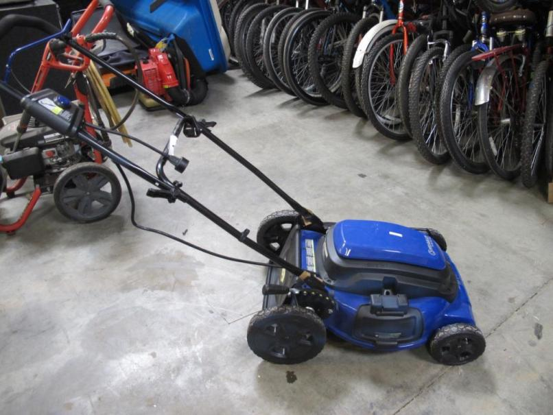 Kobalt Model Km210 Electric Lawn Mower