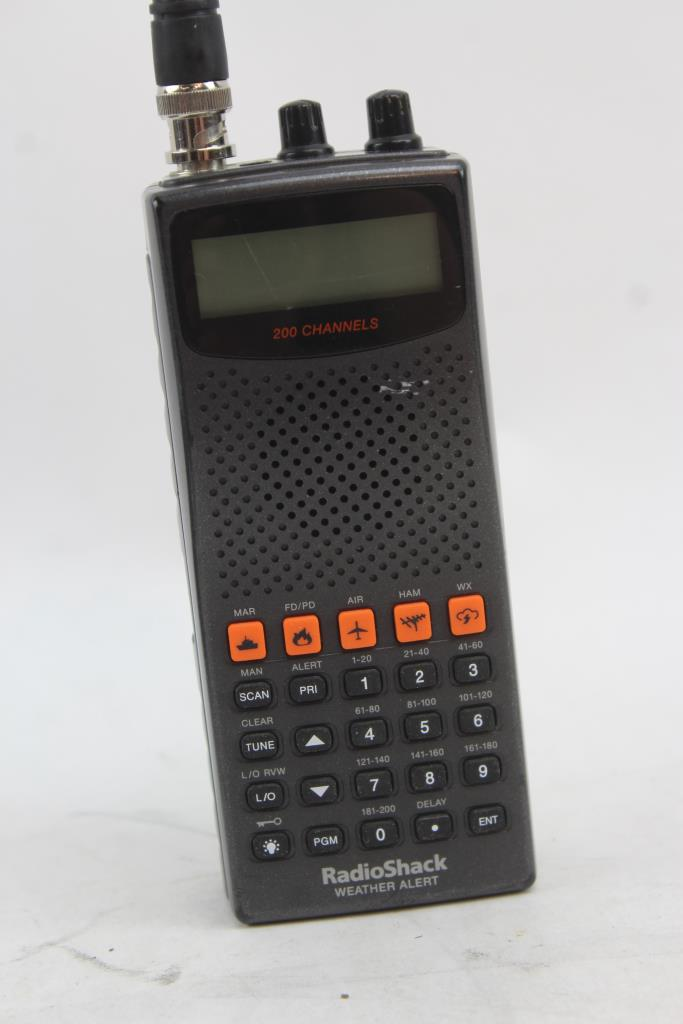 Radioshack Weather Alert 200 Channel Radio