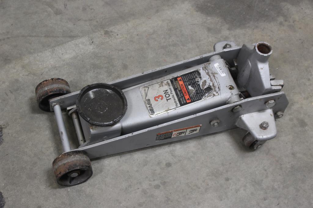 sears 3 ton hydraulic floor jack manual wikizie co rh wikizie co