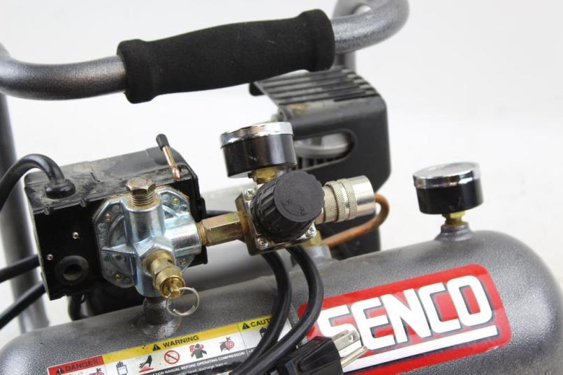 Senco Pc1010 Air Compressor Property Room