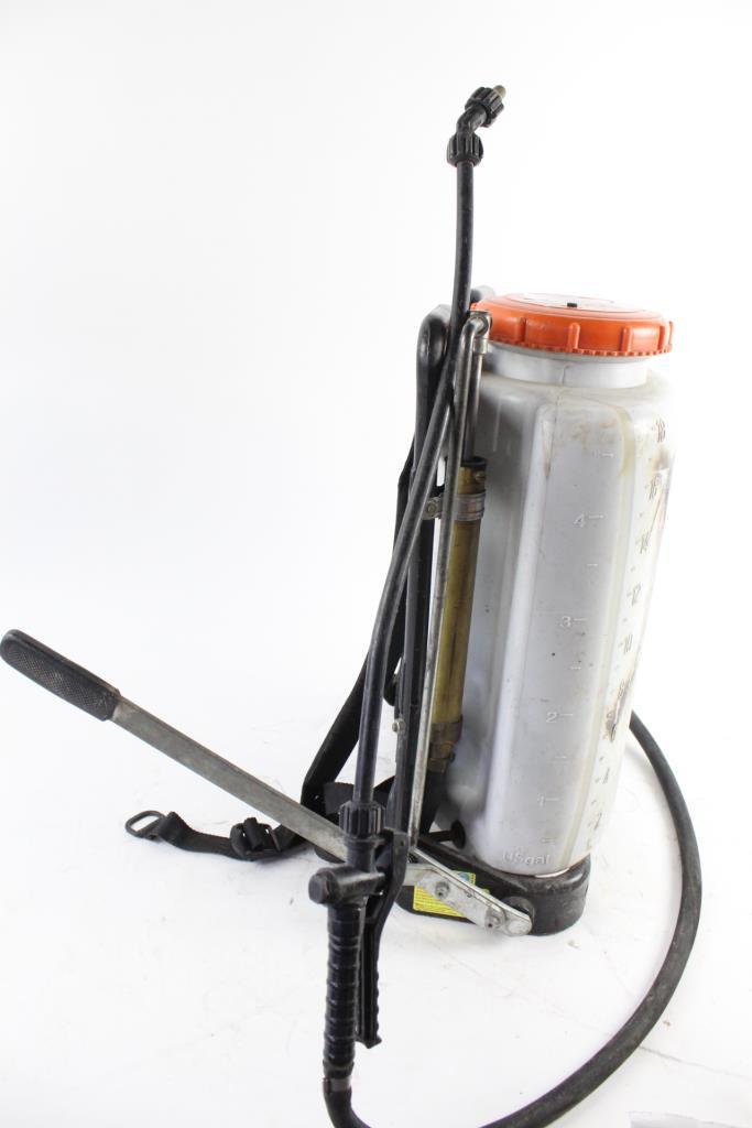 Stihl Sg20 4 75 Gallon Backpack Sprayer